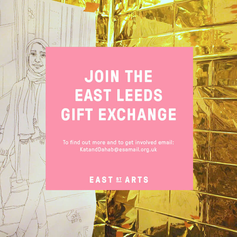 Take part in the East Leeds Gift Exchange