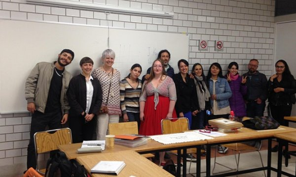 Working with Higher Education Workshop