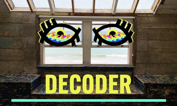Decoder joins Guild with virtual residency 'Transition'