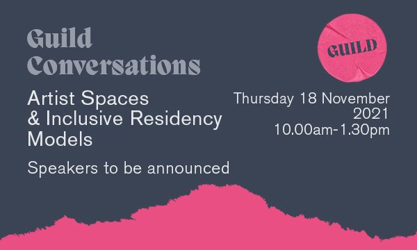Artist Spaces and Inclusive Residency Models